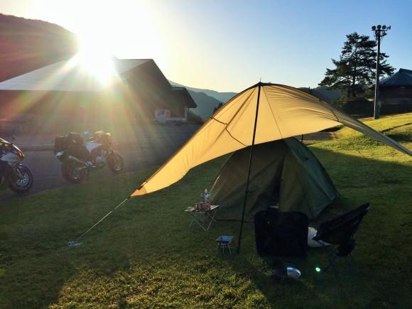 2018 秋 紅葉とキャンプツーリング Bikeで行ってきまーす!_c0261447_10334714.jpg