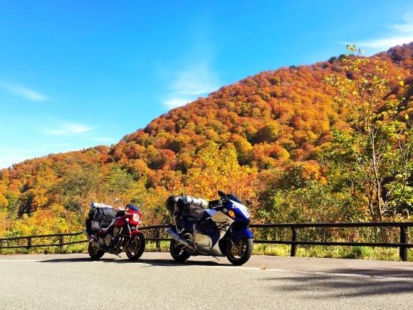 2018 秋 紅葉とキャンプツーリング Bikeで行ってきまーす!_c0261447_10442176.jpg