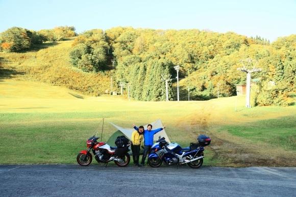 2018 秋 紅葉とキャンプツーリング Bikeで行ってきまーす!_c0261447_10534187.jpg
