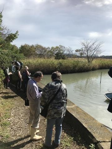スマホから初投稿!関東水と緑のネットワーク交流会参加_c0014967_10144554.jpg