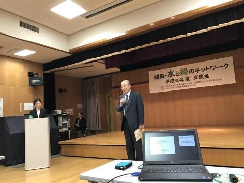 スマホから初投稿!関東水と緑のネットワーク交流会参加_c0014967_13315732.jpg
