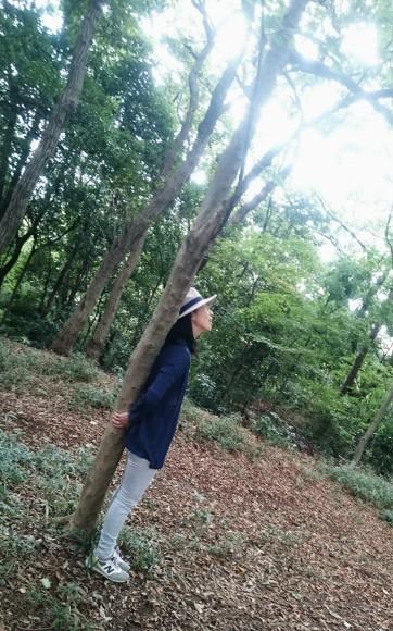 森の力 ☆ エンパスお茶会 @いなぎの森_a0349374_18192402.jpg