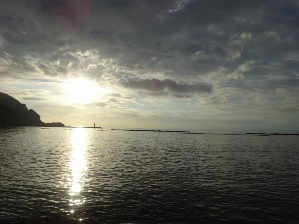 二年ぶり南伊豆~沼津 2 海に落ちる夕日(前半)_d0061678_13174626.jpg