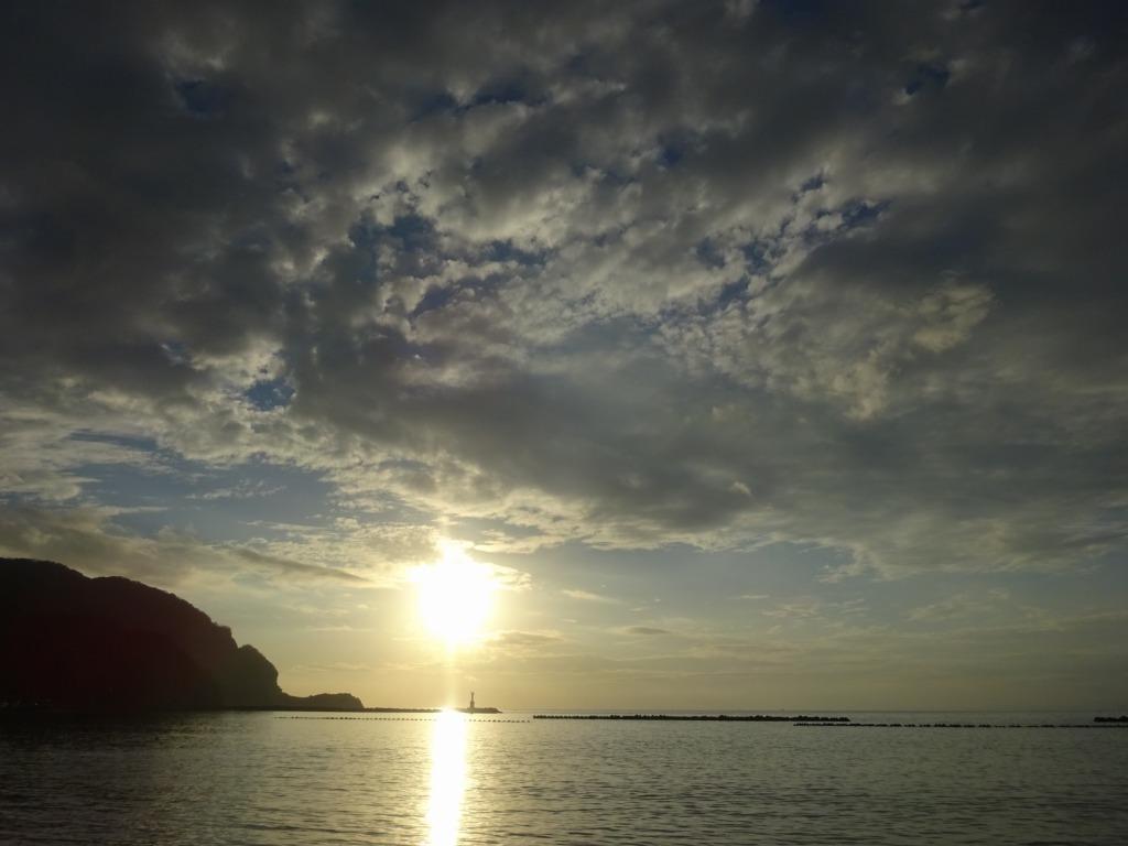 二年ぶり南伊豆~沼津 2 海に落ちる夕日(前半)_d0061678_13190481.jpg