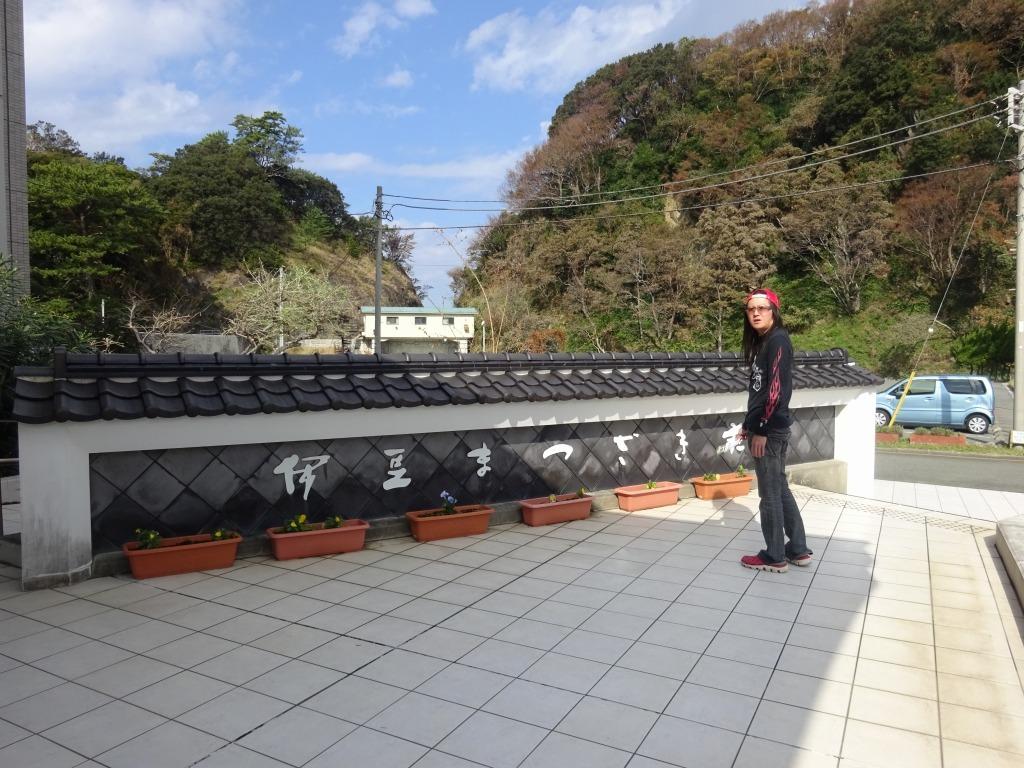 二年ぶり南伊豆~沼津 5 西伊豆、松崎町散策1 ナマコ壁_d0061678_16084007.jpg