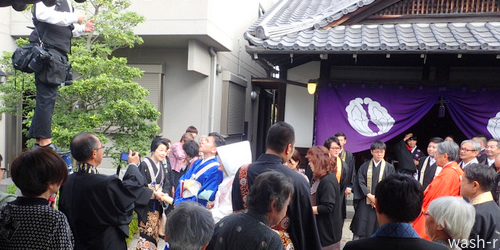 JくんとMちゃんの結婚式 ー花嫁の父ー_b0029488_11245158.jpg