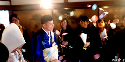 JくんとMちゃんの結婚式 ー花嫁の父ー_b0029488_11512336.jpg