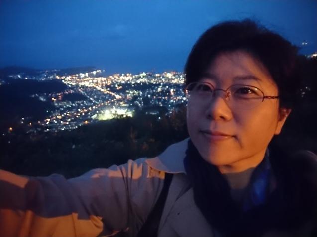 天狗山にやってきました_e0167593_23053738.jpg
