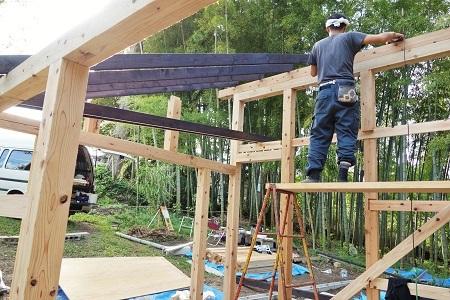 木工小屋の整備 2018.11.01_c0213599_23063892.jpg