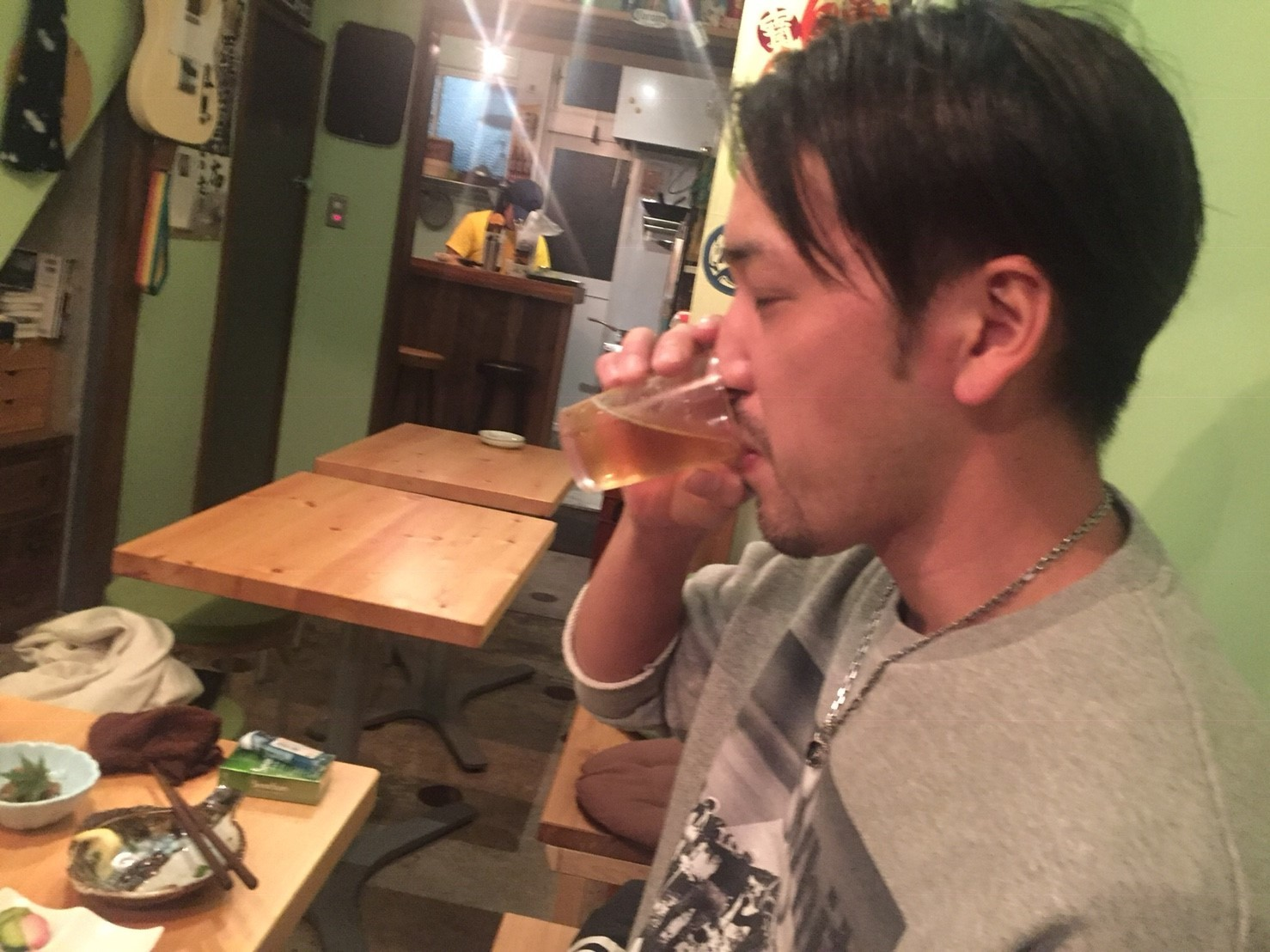 Party前の  砂丘屋_e0115904_11223394.jpg