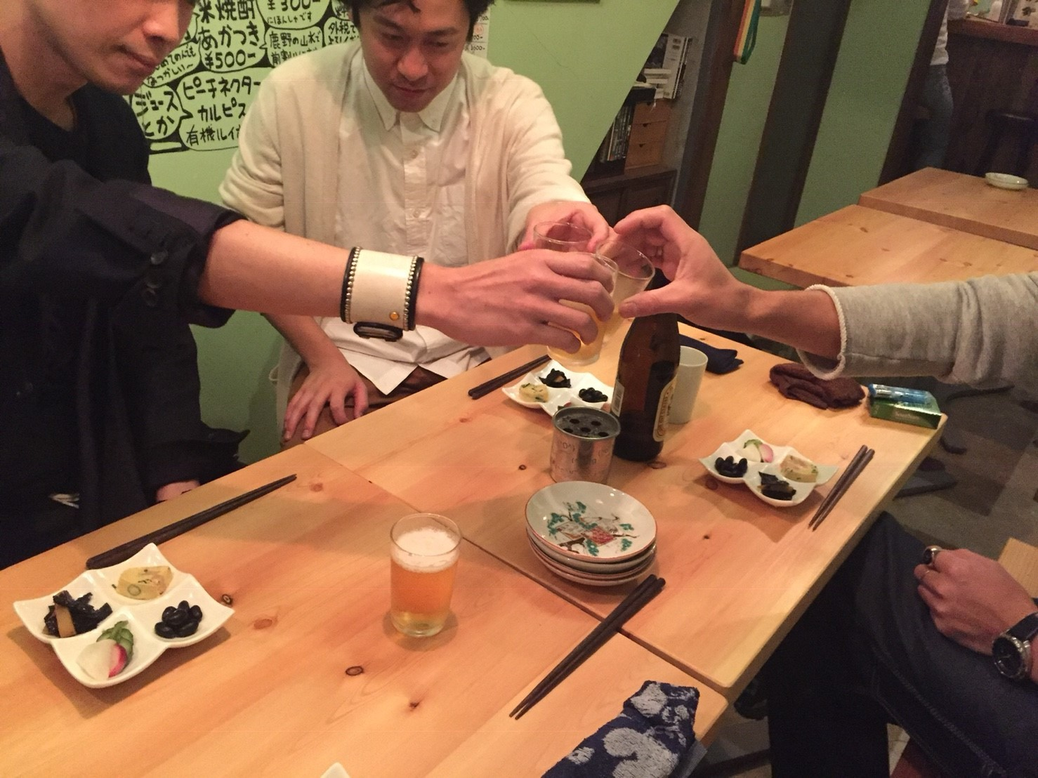 Party前の  砂丘屋_e0115904_19011598.jpg