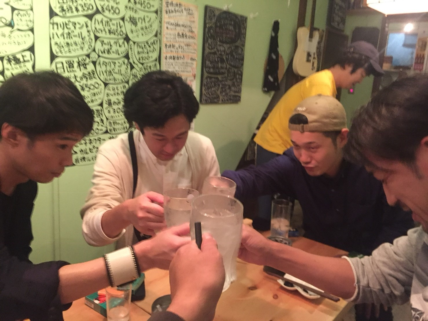 Party前の  砂丘屋_e0115904_19415565.jpg