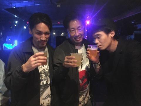 Party前の  砂丘屋_e0115904_20104124.jpg