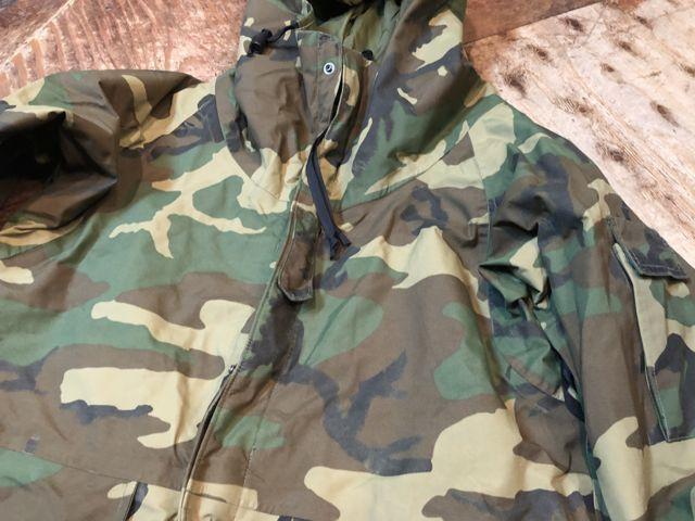 10月28日(日)入荷! U.S ARMY ECWCS パーカー GORETEX_c0144020_13331177.jpg