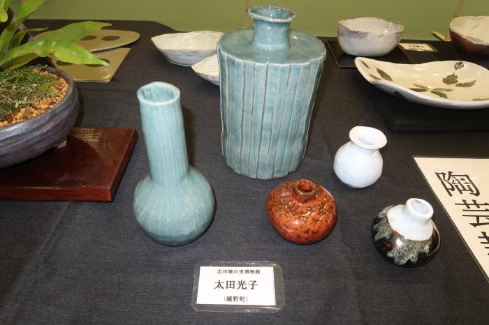 平成30年度文化祭陶芸作品展_a0229647_15320991.jpg