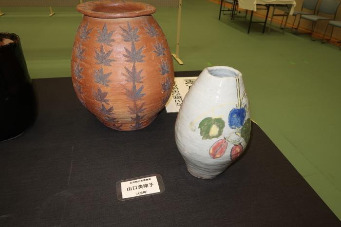 平成30年度文化祭陶芸作品展_a0229647_15352710.jpg