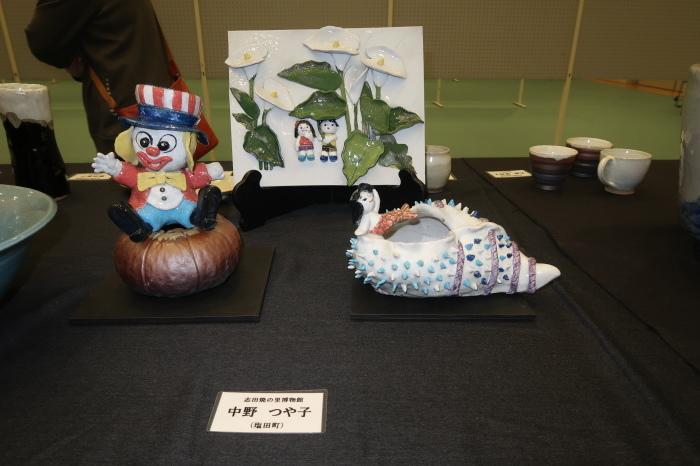 平成30年度文化祭陶芸作品展_a0229647_15362946.jpg