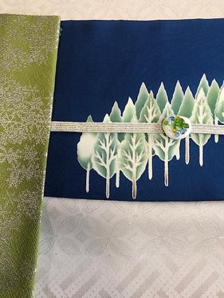 商品紹介・千切屋仕入・雪木立にキツネの帯をコーディネイト。_f0181251_1325896.jpg