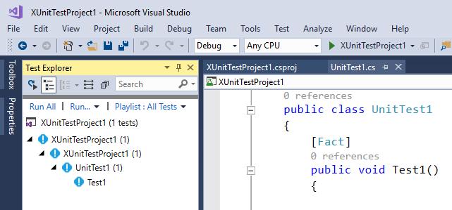 .NET Framework 上での xUnit 単体テストを SDK スタイルのプロジェクト形式で作る_d0079457_00252204.png