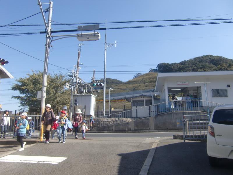 きのくに子どもNPO「秋の里山で遊ぼう!ハイキング!」・・・孝子の森_c0108460_19224050.jpg
