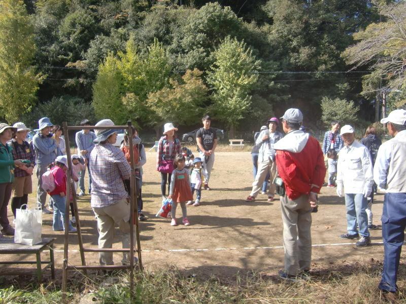 きのくに子どもNPO「秋の里山で遊ぼう!ハイキング!」・・・孝子の森_c0108460_19235075.jpg