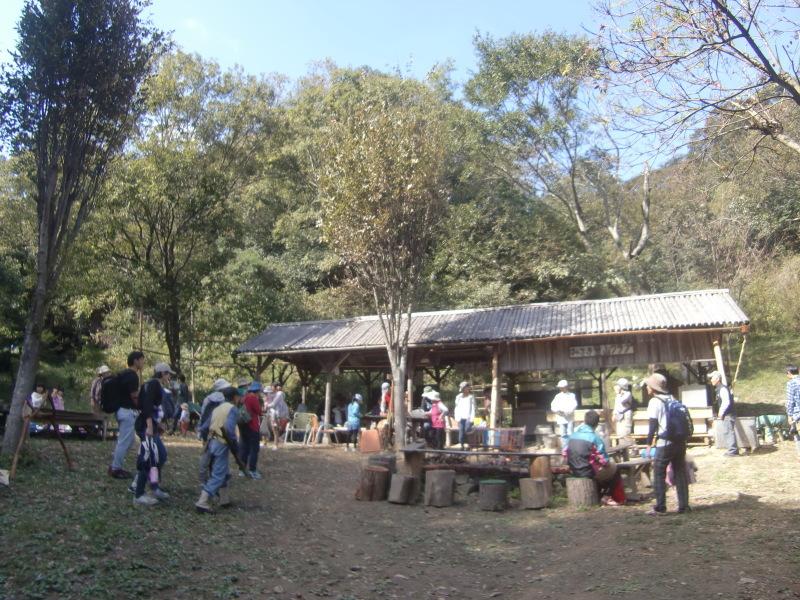 きのくに子どもNPO「秋の里山で遊ぼう!ハイキング!」・・・孝子の森_c0108460_19302832.jpg