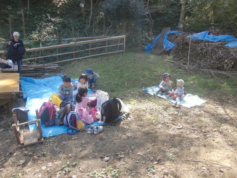 きのくに子どもNPO「秋の里山で遊ぼう!ハイキング!」・・・孝子の森_c0108460_19320909.jpg
