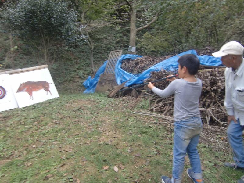 きのくに子どもNPO「秋の里山で遊ぼう!ハイキング!」・・・孝子の森_c0108460_19372005.jpg