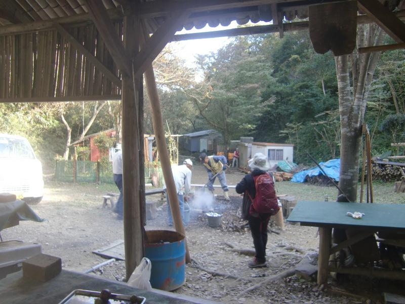 きのくに子どもNPO「秋の里山で遊ぼう!ハイキング!」・・・孝子の森_c0108460_19392331.jpg