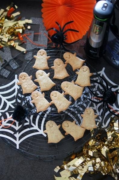 可愛いおばけとHallo Halloween_f0314272_20490514.jpg