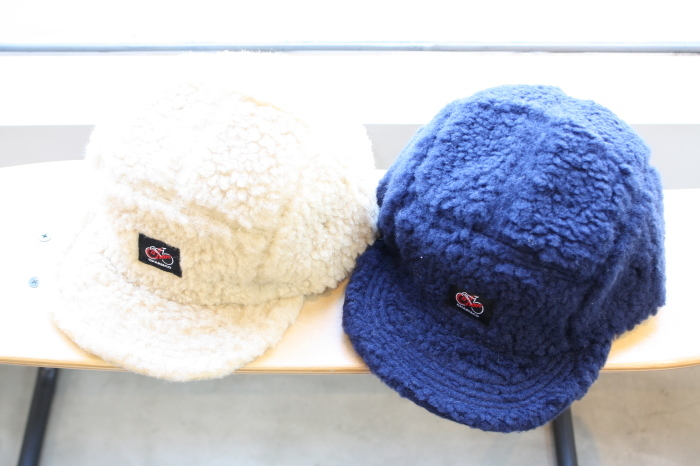 CHARI&CO  BOA CAP_f0208675_13302594.jpg