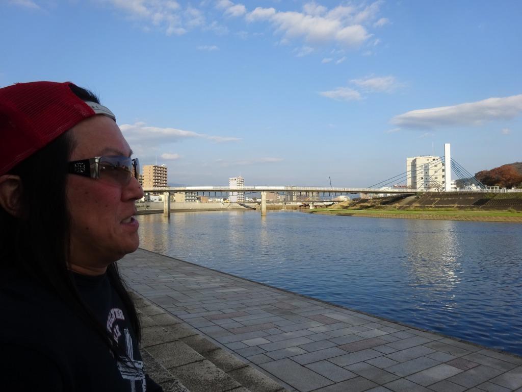 二年ぶり南伊豆~沼津 8 沼津リバーサイド前、狩野川でビール_d0061678_11061549.jpg