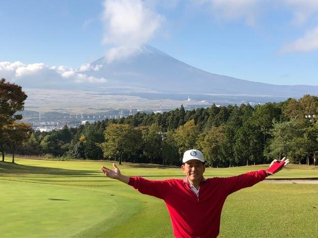 富士山が微笑んでくれました。_e0119092_10445010.jpeg