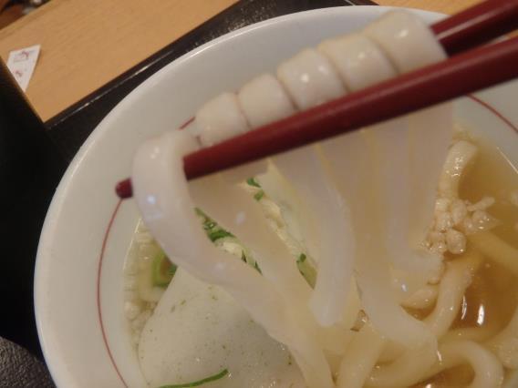 なか卯の和風牛丼ミニとはいから小うどん          神戸元町店_c0118393_08240803.jpg