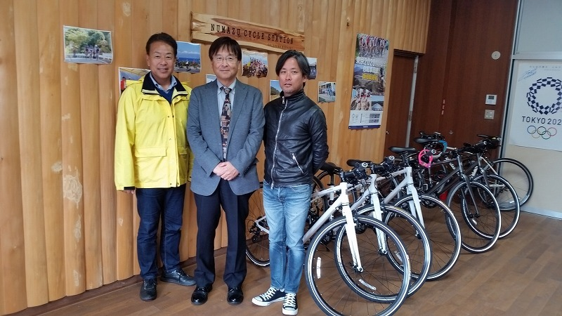 NUMAZU サイクル ステーション 静浦東!_d0050503_08102138.jpg