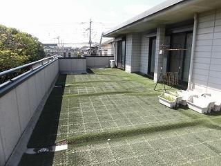 屋上・2Fルーフバルコニー防水改修工事(本庄市)_c0183605_17390724.jpg