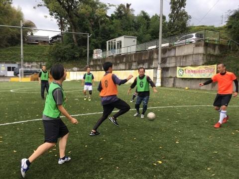ゆるUNO 10/27(土) at UNOフットボールファーム_a0059812_18074963.jpg