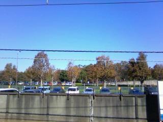 乗り過ごしたらそこは西立川(昭和記念公園入口)でした。_b0255217_15103072.jpg