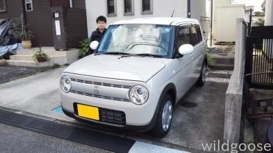 祝☆納車 新車 ラパン お買い上げありがとうございます│´ω`)ノ_c0213517_14295078.jpg