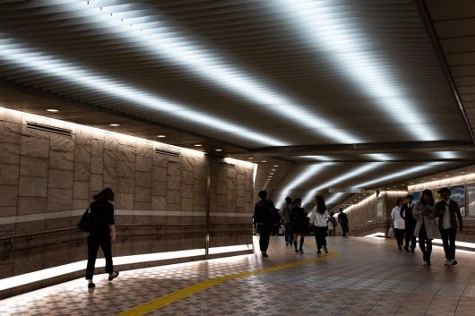 Underground passage    ・・・三茶・・・_f0333031_06085052.jpg