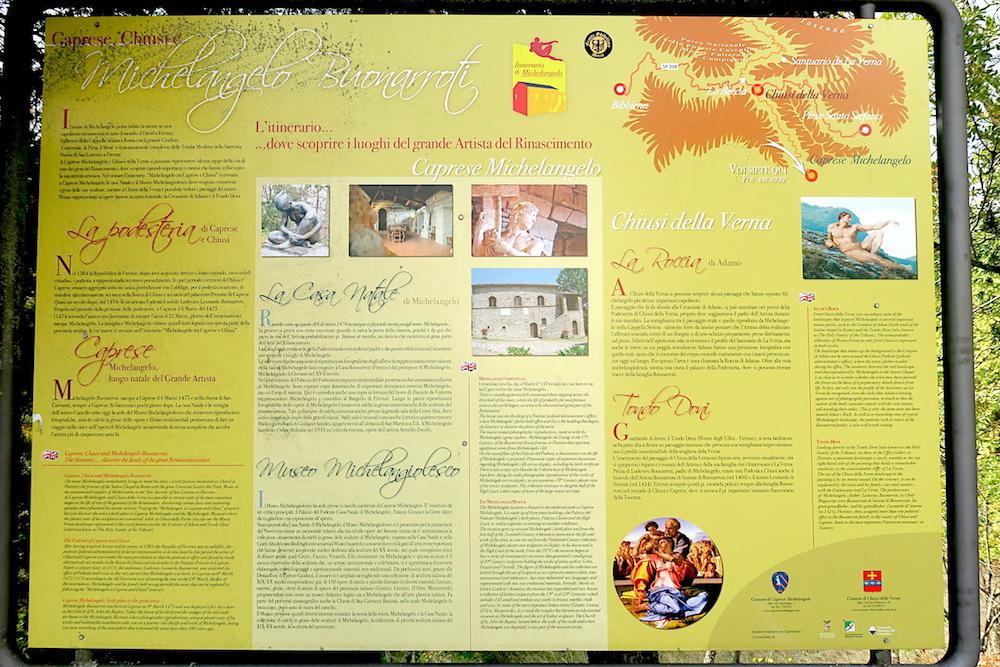ミケランジェロ生まれた村の栗祭り、トスカーナ_f0234936_693452.jpg