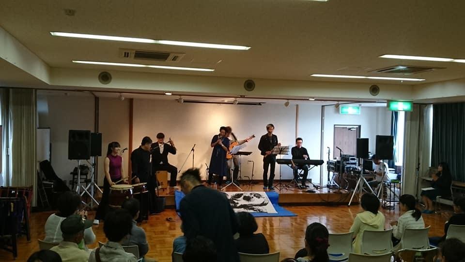 鈴鹿市、一ノ宮市民館にて、文化祭に出演しました!_f0373339_11021825.jpg