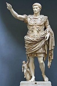 ローマ帝国の初代皇帝   アウグストゥス_c0011649_00501312.jpg