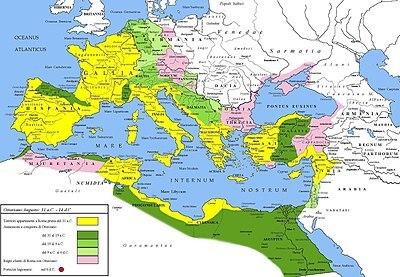 ローマ帝国の初代皇帝   アウグストゥス_c0011649_02085017.jpg