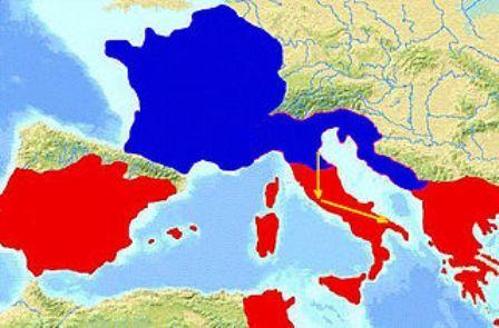カエサルのガリア戦争とローマ内戦_c0011649_16001437.jpg
