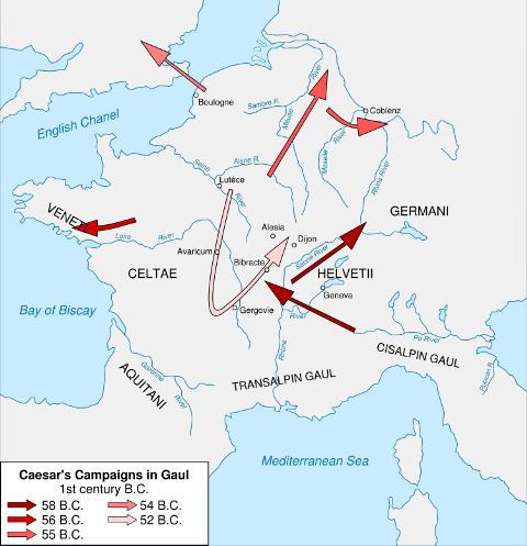 カエサルのガリア戦争とローマ内戦_c0011649_16095929.png