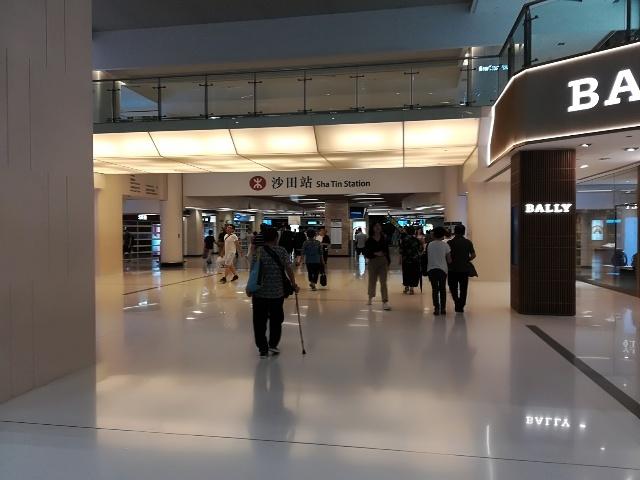 MTR沙田→尖東 宿へ帰還_b0248150_04055137.jpg