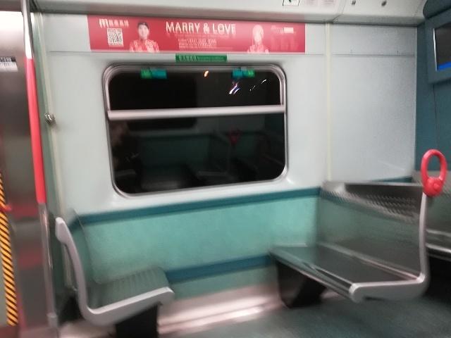 MTR沙田→尖東 宿へ帰還_b0248150_04103215.jpg