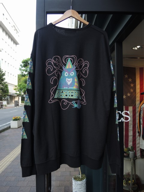 再入荷!Owl Big Long Cut!!_b0316864_17084551.jpg