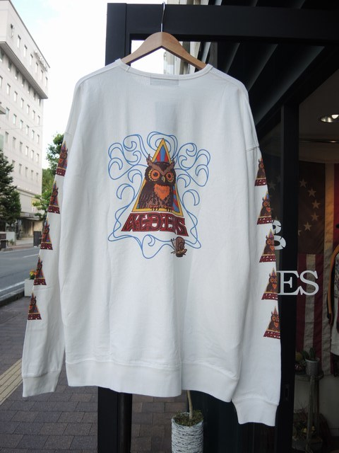 再入荷!Owl Big Long Cut!!_b0316864_17085388.jpg